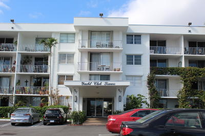 West Palm Beach Condo Sold: 917 Flagler Drive #104