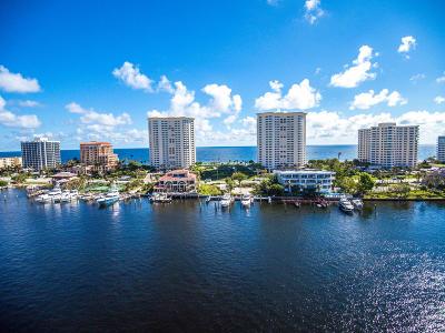 Boca Raton Condo Sold: 500 S Ocean Boulevard #402