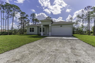 Acerage, Acreage, Acreage & Unrec, Acreage& Unrec, Acreage&unrec, Acreage, Loxahatchee, Acreage/Royal Ascott, Areage, Loxahatchee, Loxahatchee/Acreage, Royal Ascot Estates, Royal Palm Beach Acreage, The Acreage, The Acreage/Loxaha, Acarage Single Family Home For Sale: 16934 72nd Road