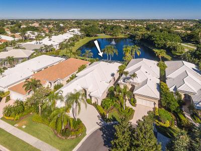Palm Beach Gardens Single Family Home For Sale: 106 Emerald Key Lane