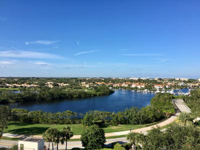 Jupiter Condo For Sale: 3322 Casseekey Island Road #801