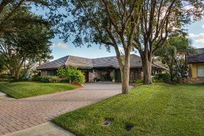 Boca Raton Single Family Home For Sale: 6570 Timber Lane