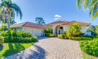 Port Saint Lucie Single Family Home For Sale: 7691 Wexford Way