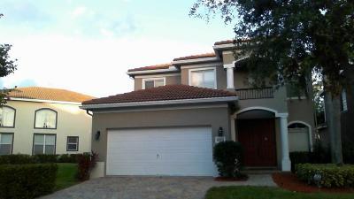 Riviera Beach Single Family Home For Sale: 1074 Center Stone Lane