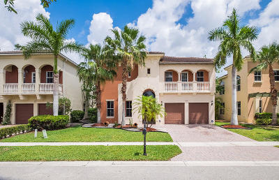 West Palm Beach Single Family Home For Sale: 9136 Nugent Trail