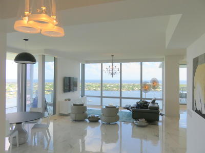 North Palm Beach Condo For Sale: 1 Water Club Way #2101-N