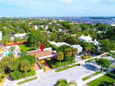West Palm Beach Single Family Home For Sale: 215 Summa Street