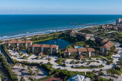 Jupiter Condo For Sale: 301 S Seas Drive #203