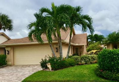 Jupiter Single Family Home For Sale: 150 Beach Summit Court