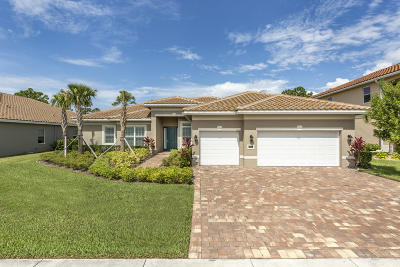 Palm City Single Family Home For Sale: 6076 SW Key Deer Lane