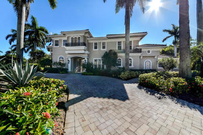 Delray Beach Single Family Home For Sale: 16467 Brookfield Estaes Way
