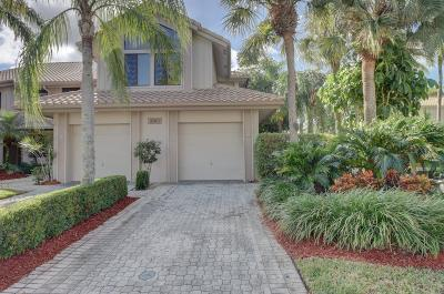 Palm Beach Condo For Sale: 16909 Isle Of Palms Drive #C