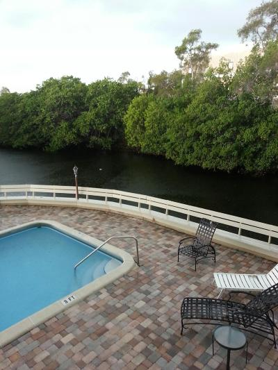 Fort Lauderdale Rental For Rent: 1400 NE 54 Street #204