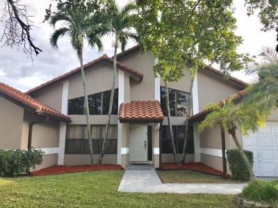 Boca Raton Single Family Home For Sale: 7492 San Clemente Place
