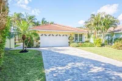 Delray Beach Single Family Home For Sale: 3519 Bosun Circle