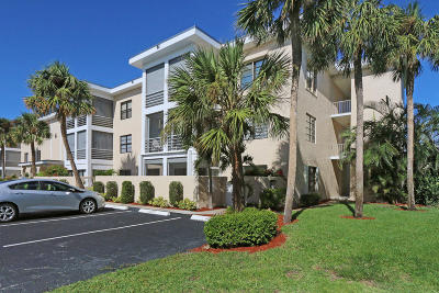 Jupiter Condo For Sale: 300 Highway A1a #108a