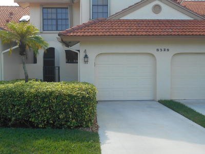 Boynton Beach Condo For Sale: 8328 Waterline Drive #103
