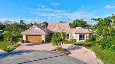Tamarac Single Family Home For Sale: 6103 Umbrella Tree Lane