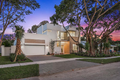 Delray Beach Single Family Home For Sale: 711 NW 1st Avenue