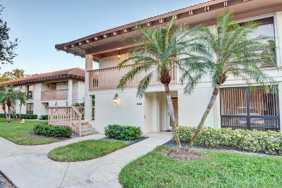 Palm Beach Gardens Condo For Sale: 442 Brackenwood Lane S