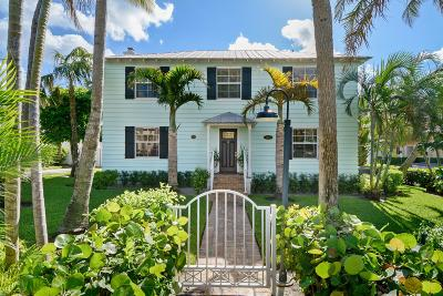 Delray Beach Single Family Home For Sale: 1102 Miramar Drive