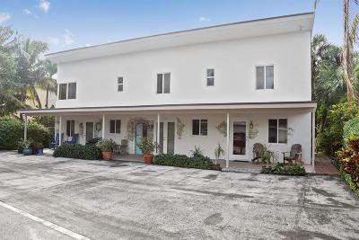 Ocean Ridge Multi Family Home For Sale: 566 David Lane