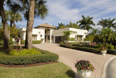 Boca Raton Single Family Home For Sale: 7205 Gateside Drive