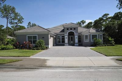 Fort Pierce Single Family Home For Sale: 4407 Belle Grove Drive