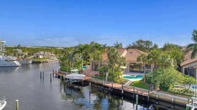 Palm Beach Gardens Townhouse For Sale: 2040 La Porte Drive