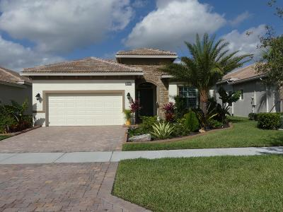 Port Saint Lucie Single Family Home For Sale: 18030 SW Cosenza Way