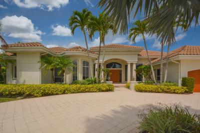 Boca Raton Single Family Home For Sale: 17699 Lake Estates Drive