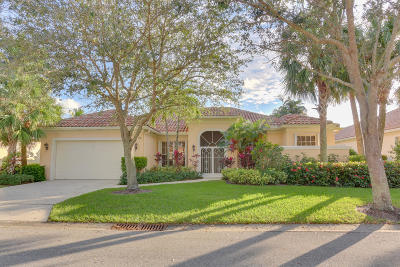 West Palm Beach Single Family Home For Sale: 7600 Red River Road