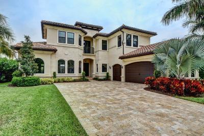 Delray Beach Single Family Home For Sale: 8278 Hawks Gully Avenue