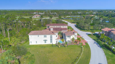 Port Saint Lucie Single Family Home For Sale: 121 SE Via Sangro