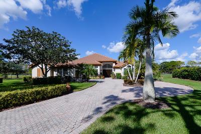 Port Saint Lucie Single Family Home For Sale: 9700 Fairwood Court