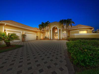 West Palm Beach Single Family Home For Sale: 7631 Woodsmuir Drive