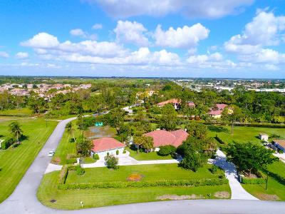 Lake Worth Single Family Home For Sale: 9085 Perth Road