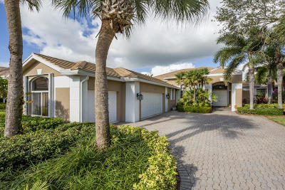 Palm City Single Family Home Contingent: 2336 SW Manor Hill Drive