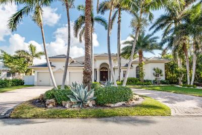 Boca Raton Single Family Home For Sale: 2266 W Maya Palm Drive