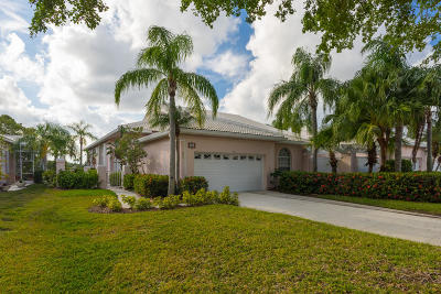 Palm Beach Gardens Rental For Rent: 61 Green Point Circle