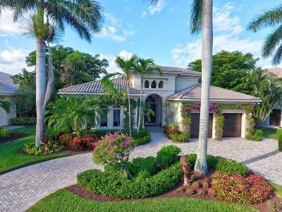 Palm Beach Gardens Single Family Home For Sale: 123 Via Florenza
