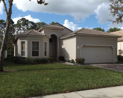 Fort Pierce Single Family Home For Sale: 5705 Spanish River Road
