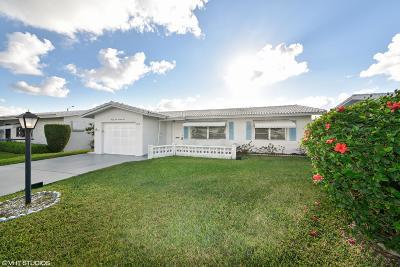 Boynton Beach Single Family Home For Sale: 2376 SW 11th Avenue