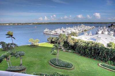 North Palm Beach Condo For Sale: 122 Lakeshore Drive #8320
