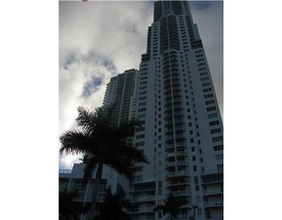 Miami Rental For Rent: 253 NE 2 Street #1806