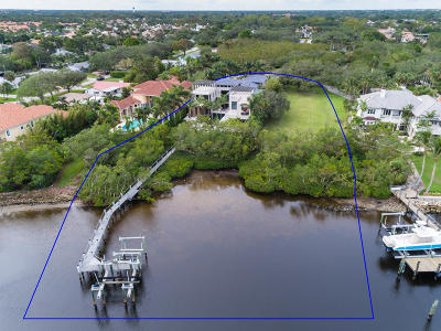 Palm Beach Gardens Single Family Home For Sale: 2380 Old Gate Lane