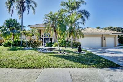 Delray Beach Single Family Home For Sale: 16651 Meadow Creek Circle