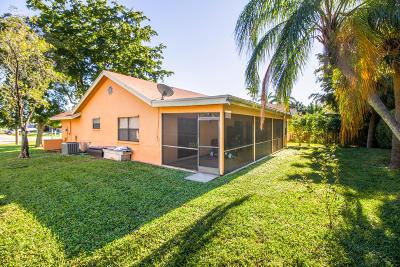 Boca Raton Single Family Home For Sale: 22412 Sea Bass Drive