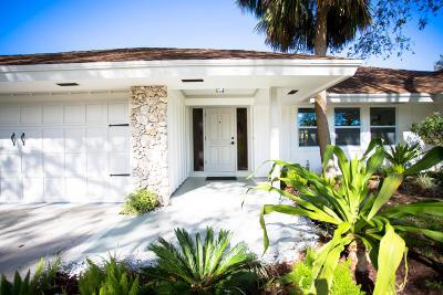 Palm Beach Gardens Single Family Home For Sale: 2518 Monaco Terrace