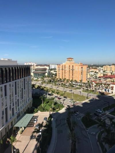 Cityplace South Tower Condo For Sale: 550 Okeechobee Boulevard #1520